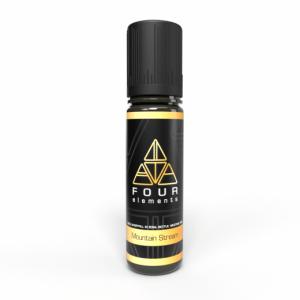 Four Elements Mountain Stream Vanilla E-Liquids, Shortfill, MTL Shortfills, E juice with nicotine