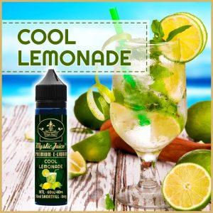 Mystic Juice Lemonade E-Liquids, Shortfill, MTL Shortfills