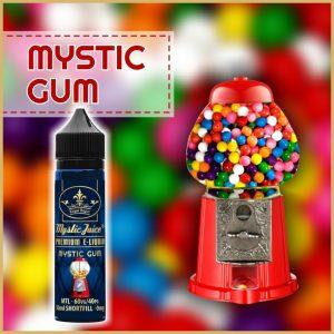 Mystic Juice Mystic Gum E-Liquids, Shortfill, MTL Shortfills