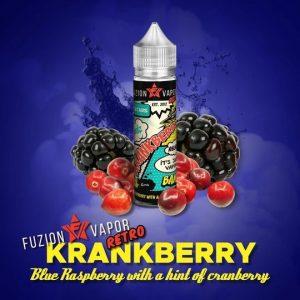 Fuzion Vapor Krankberry Shortfill