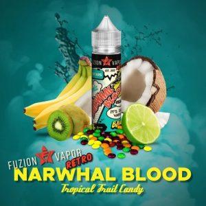 Fuzion Vapor Narwhal Blood 50ml Shortfill