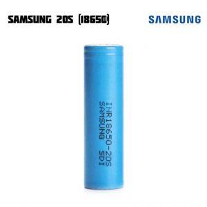 Samsung 18650 20S 30A Battery