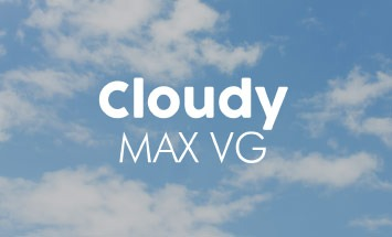 Cloudy MAX VG