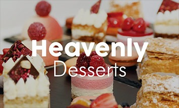 Heavenly Desserts