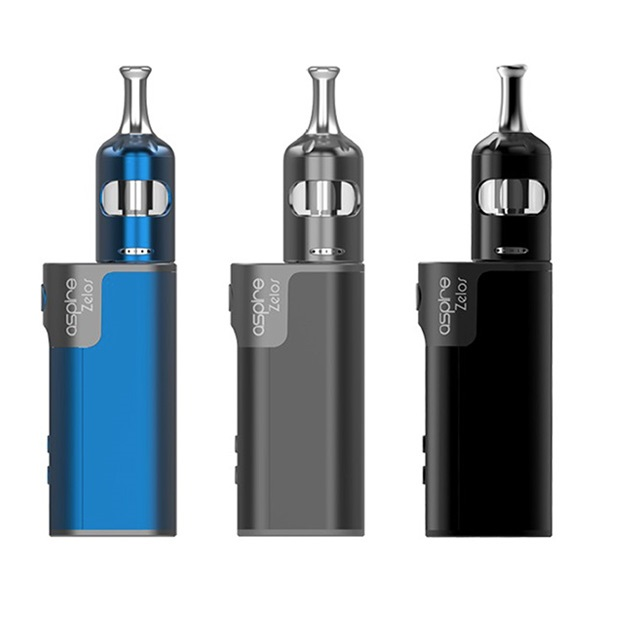 Aspire Zelos 2.0 50W Vape TC Starter Kit