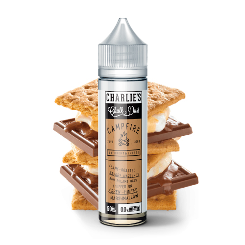 Charlie's Chalk Dust Campfire Outdoors & Smores