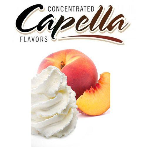 Capella Peaches and Cream Flavor