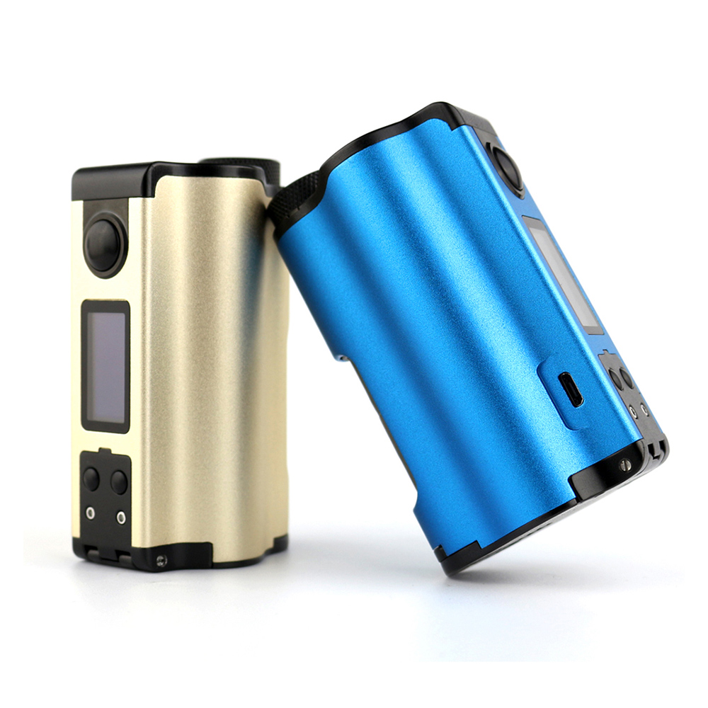 DOVPO Topside 90W Top Fill TC Squonk MOD   August-Vaping