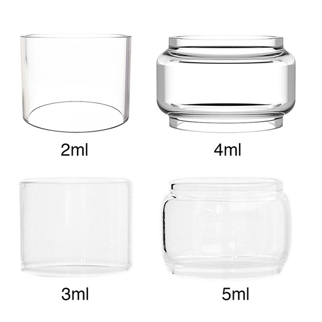 Freemax Twister Replacement Glass Tube