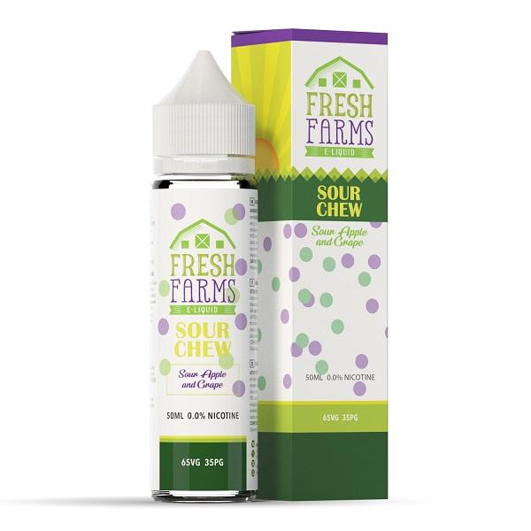 Fresh Farms Sour Chew Shortfill