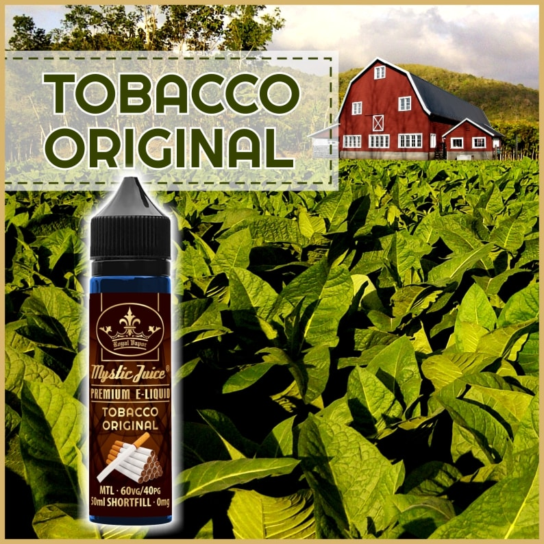 Mystic Juice Tobacco Original