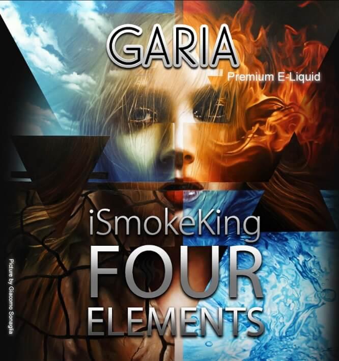 four elements e-liquids garia