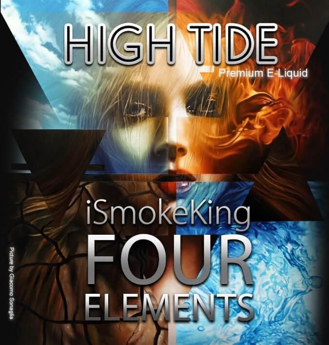four elements e-liquids high tide