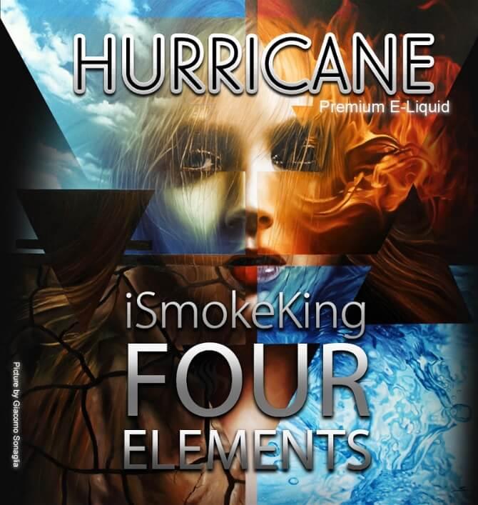 four elements e-liquid hurricane