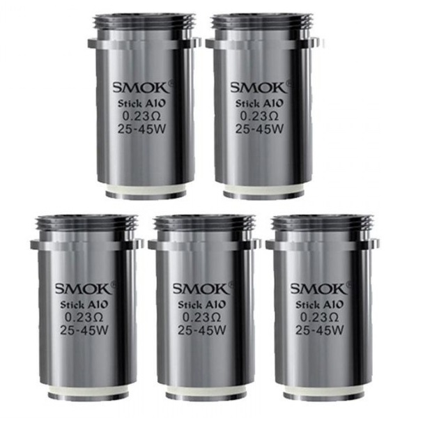 SMOK Stick AIO Dual Coil TPD Package 0.23ohm 5PCS/Pack