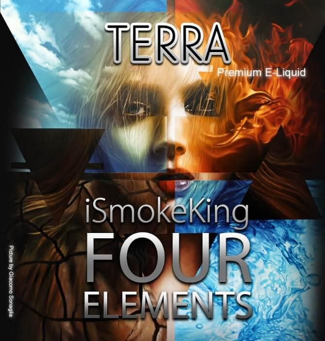 four elements e-liquid terra