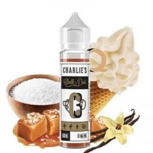Charlie's Chalk Sea Salt Caramel Ice Cream