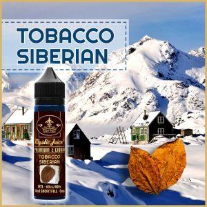 Mystic Juice Tobacco Menthol E-Liquids, Shortfill, MTL Shortfills