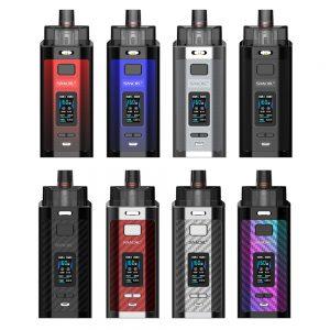 SMOK RPM160 Dual-18650 Pod Kit colors