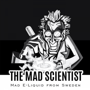 The Mad Scientist E-juice from Sweden