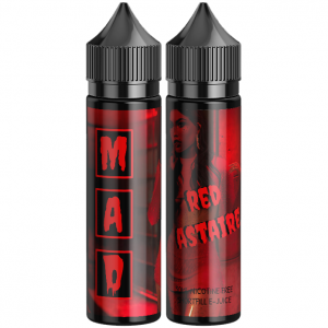 The Mad Scientist Red Astaire - Red Berry E-Juice Shortfill - iSmokeKing
