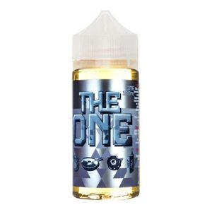 Beard Vapes The One A Frosted Donut Cereal Dipped in Blueberry 100ml Shortfill vape ejuice