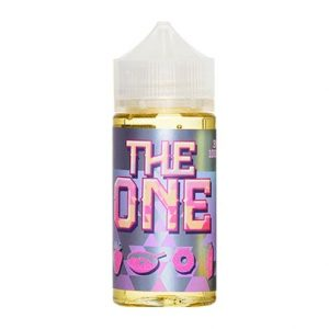 Beard Vapes The One A Frosted Donut Cereal Strawberry Milk 100ml Shortfill