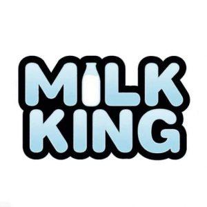 DripMore *Milk King logo vape ejuice