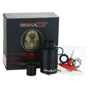 Digiflavor Pharaoh RDA 25mm