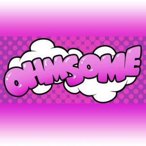 Ohmsome eliquids logo