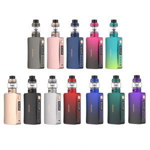 Vaporesso GEN S 220W Vape Starter Kit 8ml colors