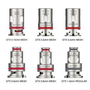 Vaporesso TARGET PM80 GTX Coil (5 Pcs)